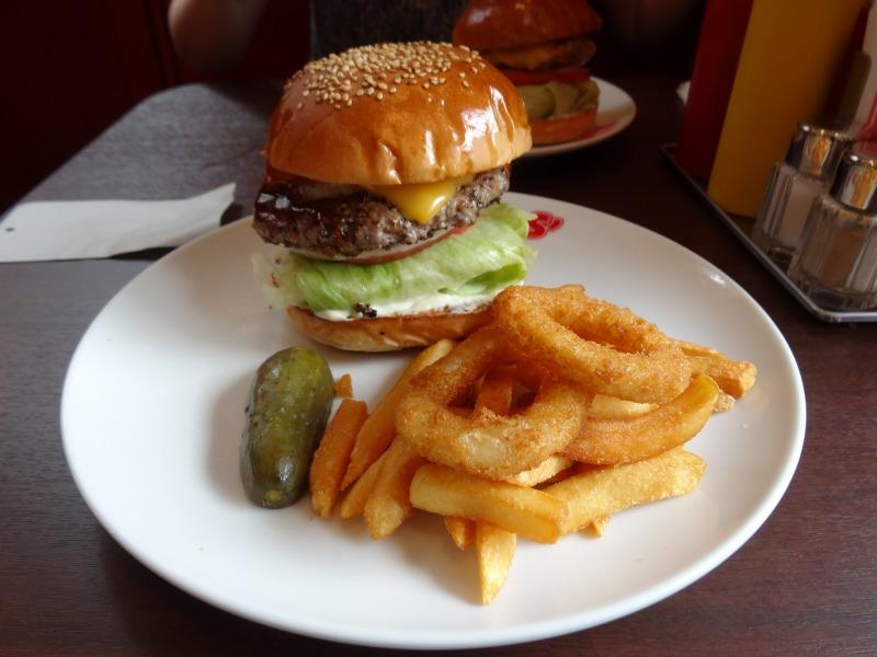 ハンバーガー_brozers