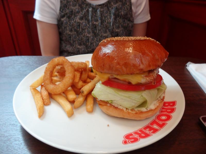 ハンバーガー2_brozers